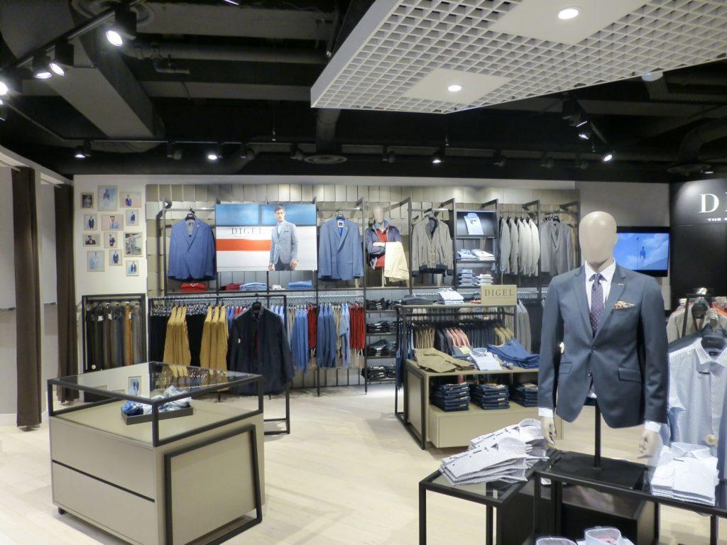 Rénovation intérieure Boutique
